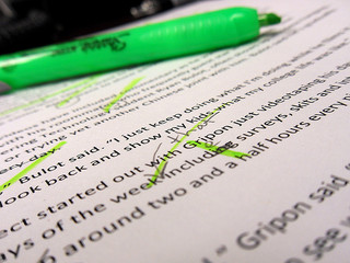 The Art of Proofing for Bloggers