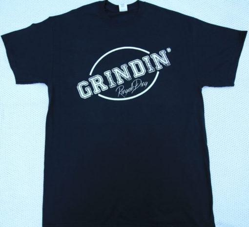 Black Grindin' T-Shirt